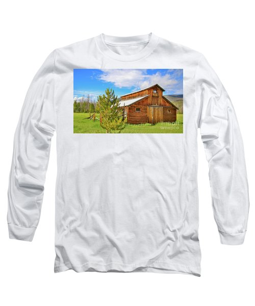 Buckaroo Barn 2 Long Sleeve T-Shirt