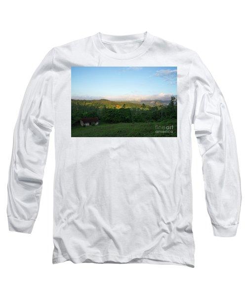 Bucolic Vinales I Long Sleeve T-Shirt