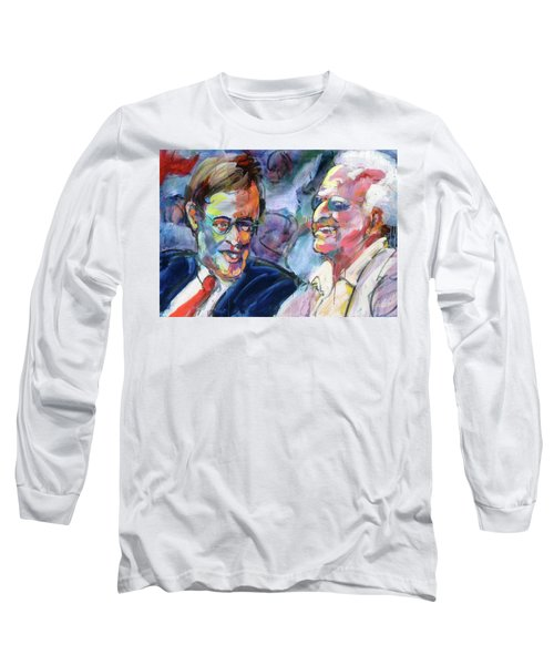 Bud And Bob Long Sleeve T-Shirt