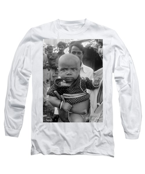 Buddha Baby, Mumbai India  Long Sleeve T-Shirt