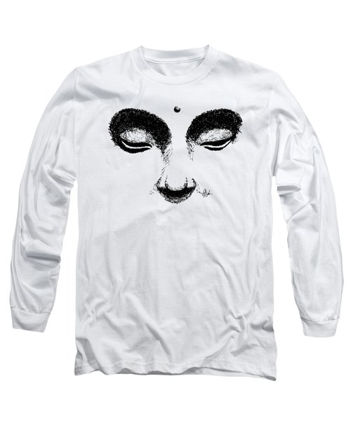 Buddha Eyes T-shirt Long Sleeve T-Shirt