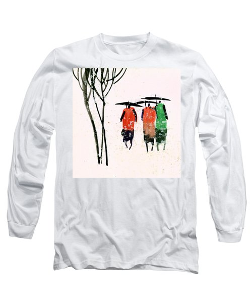 Buddies 3 Long Sleeve T-Shirt