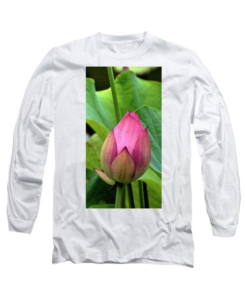 Budding Long Sleeve T-Shirt