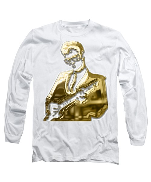 Buddy Holly Collecton Long Sleeve T-Shirt