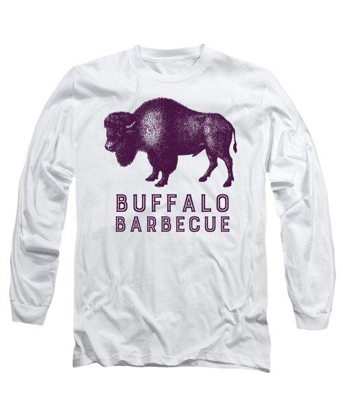 Buffalo Barbecue Long Sleeve T-Shirt
