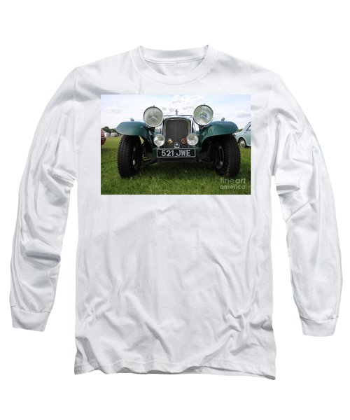 Bug Eye Jaguar Long Sleeve T-Shirt