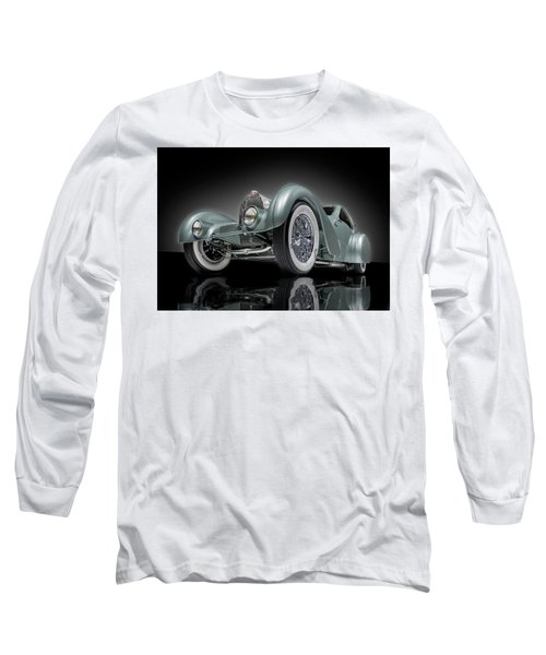Bugatti Aerolithe Recreation Long Sleeve T-Shirt