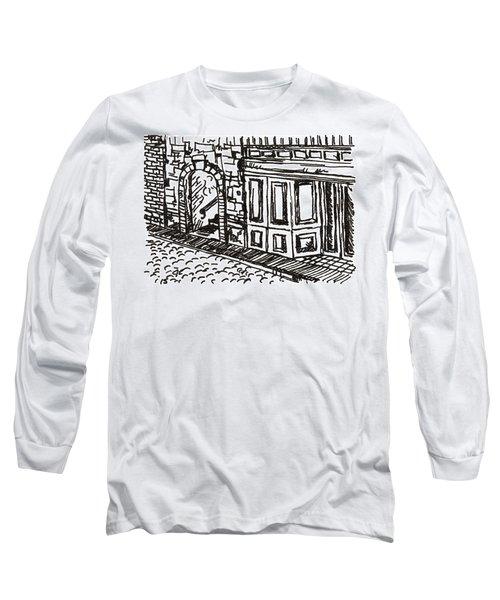 Buildings 2 2015 - Aceo Long Sleeve T-Shirt