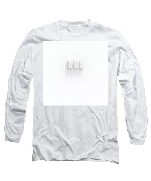 Builidng Blocks Long Sleeve T-Shirt