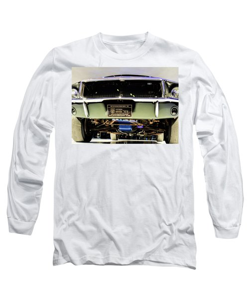 Bulitt Front View Long Sleeve T-Shirt