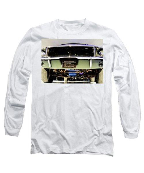 Bulitt Front View Long Sleeve T-Shirt
