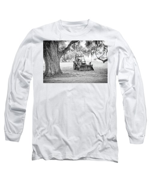 Bulldozer Long Sleeve T-Shirt