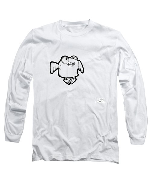 Buma Long Sleeve T-Shirt by Uncle J's Monsters
