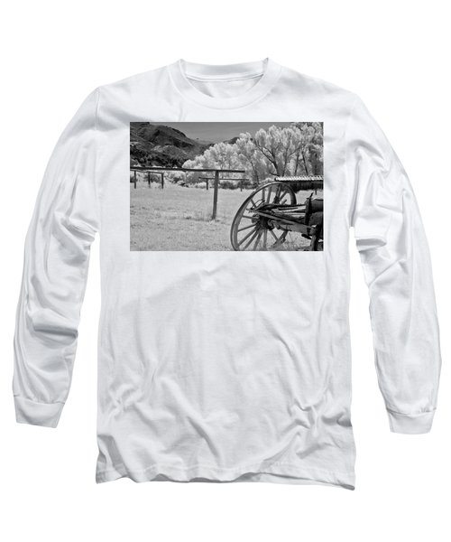 Bumpy Ride Long Sleeve T-Shirt
