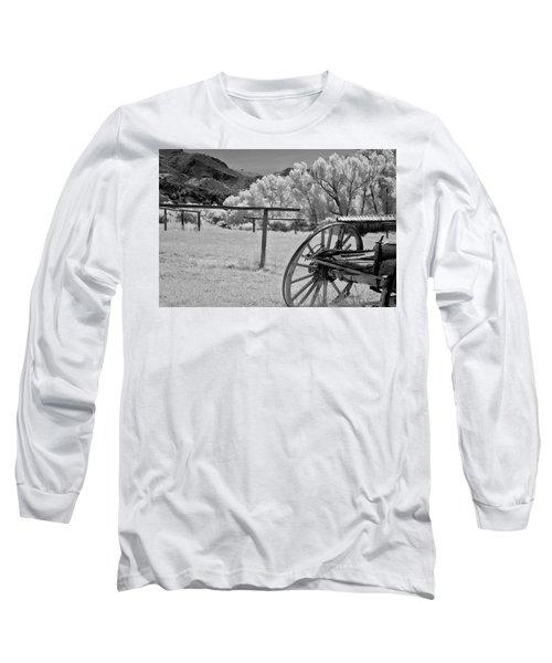 Bumpy Ride Long Sleeve T-Shirt