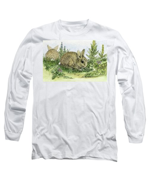 Bunnies Long Sleeve T-Shirt