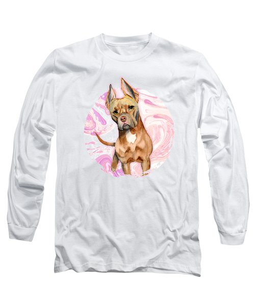 Bunny Ears 3 Long Sleeve T-Shirt