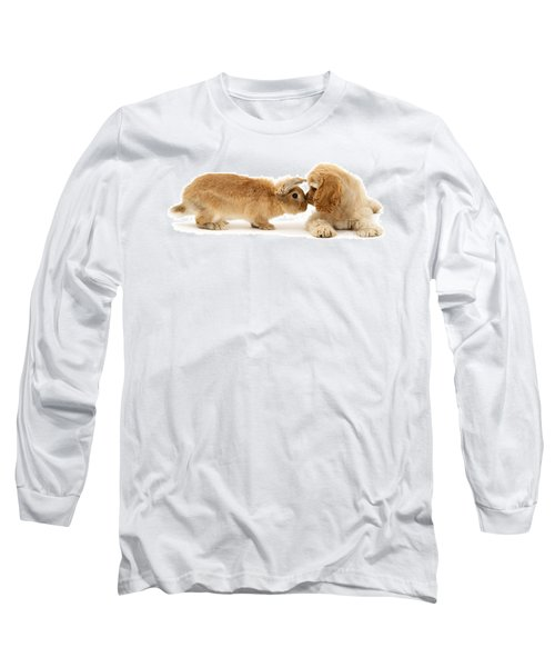 Bunny Nose Best Long Sleeve T-Shirt
