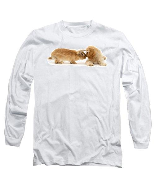 Bunny Nose Best Long Sleeve T-Shirt