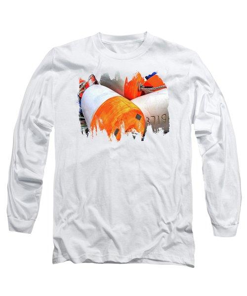 Buoy 3719 Long Sleeve T-Shirt by Thom Zehrfeld