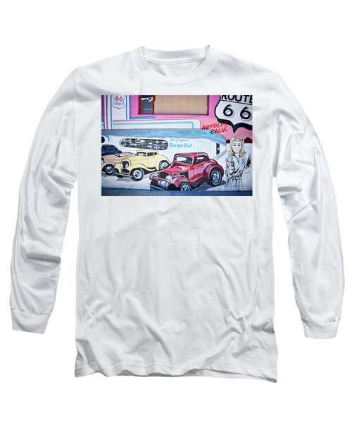 Burger Hut Long Sleeve T-Shirt