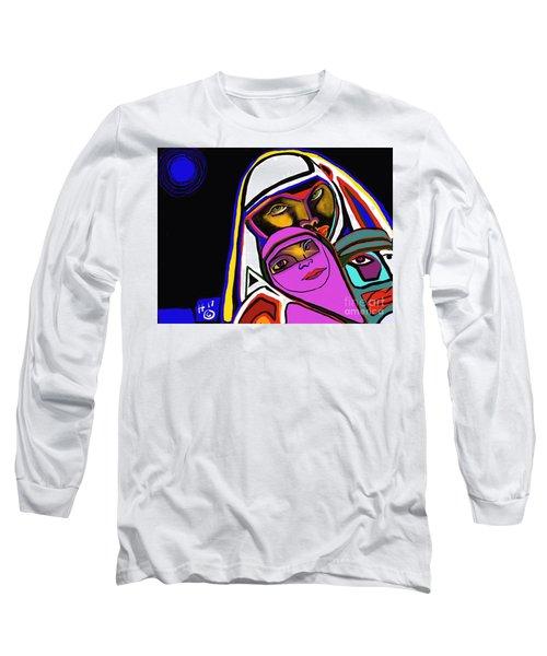 Burka Dome Long Sleeve T-Shirt