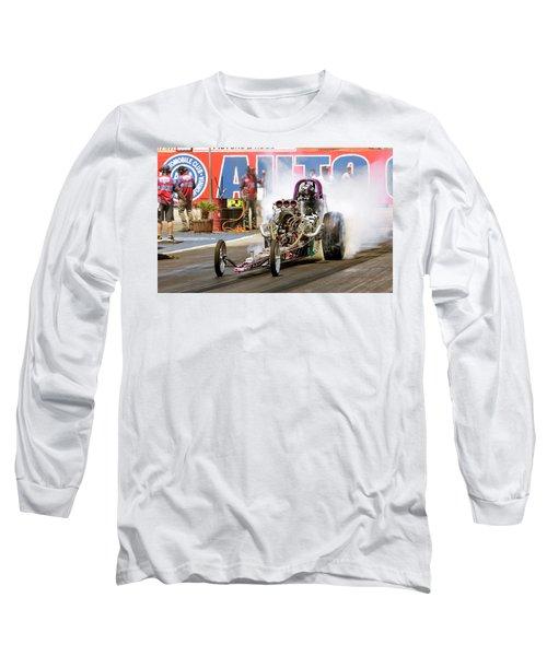 Burn Out  Long Sleeve T-Shirt by John Swartz