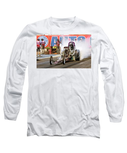 Burn Out  Long Sleeve T-Shirt