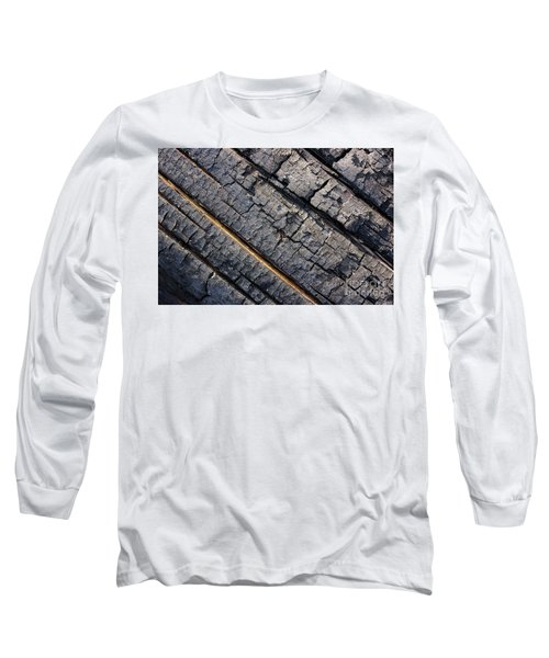 Burnt Bark Long Sleeve T-Shirt