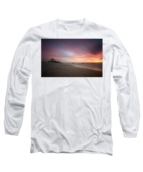 Burning Sky Long Sleeve T-Shirt