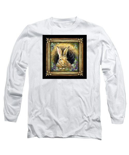 Burrowing Into Tranquility Long Sleeve T-Shirt