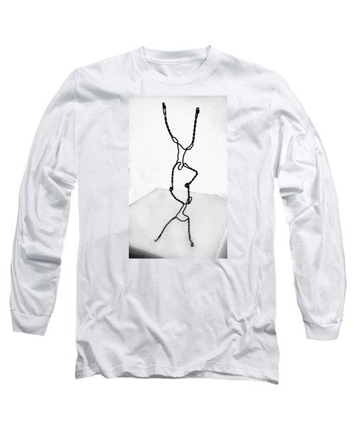 Busker Handstand Long Sleeve T-Shirt
