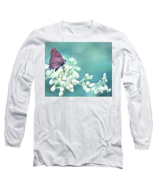 Buterfly Dreamin' Long Sleeve T-Shirt