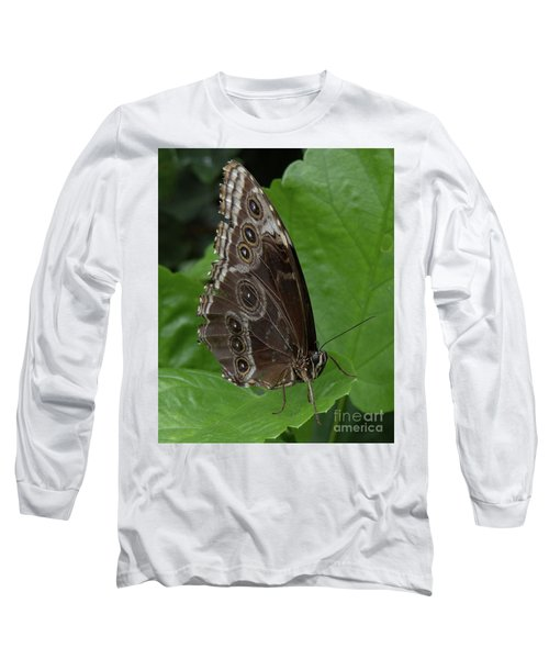 Butterfly 5 Long Sleeve T-Shirt