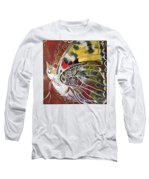 Butterfly Artbox Project 1 Basel Long Sleeve T-Shirt