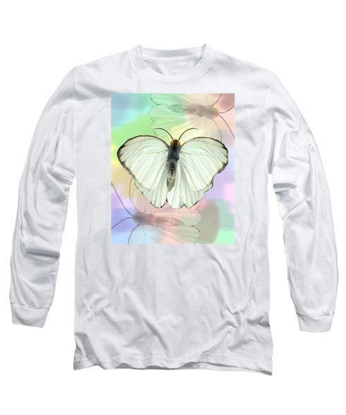 Butterfly, Butterfly Long Sleeve T-Shirt