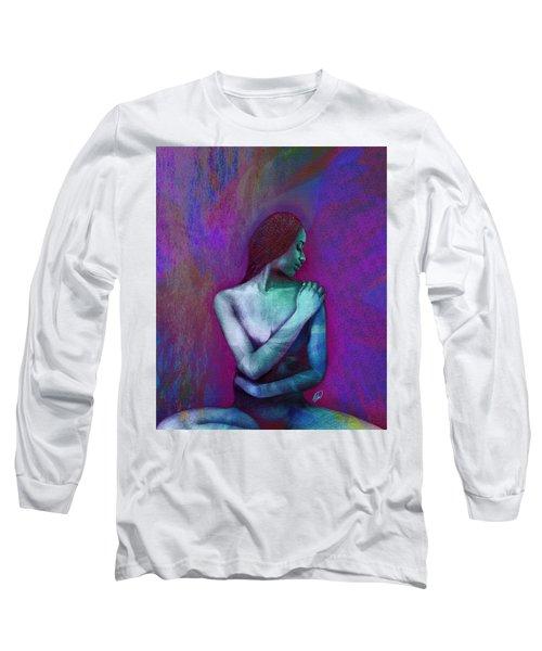 Butterfly Hearats Long Sleeve T-Shirt