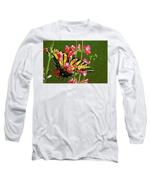 Butterfly's Dream Long Sleeve T-Shirt