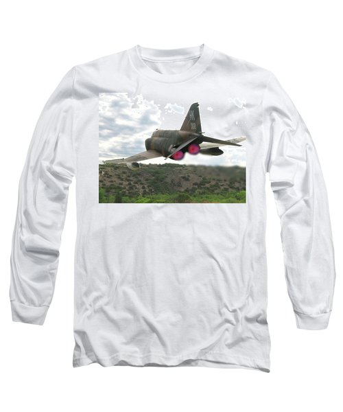 Buzz The Tower Long Sleeve T-Shirt