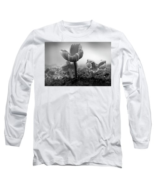 Bw Mushroom - 365- 232 Long Sleeve T-Shirt