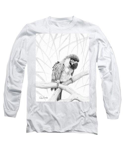 Bw Parrot Long Sleeve T-Shirt