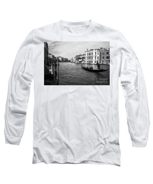 Bw Venice Long Sleeve T-Shirt by Yuri Santin