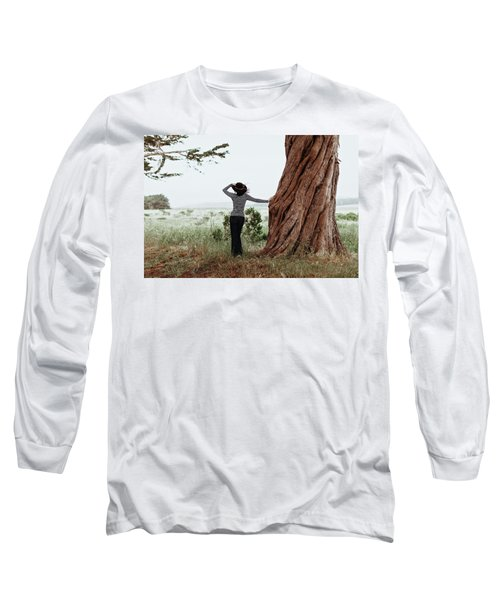 By The Cypress Long Sleeve T-Shirt