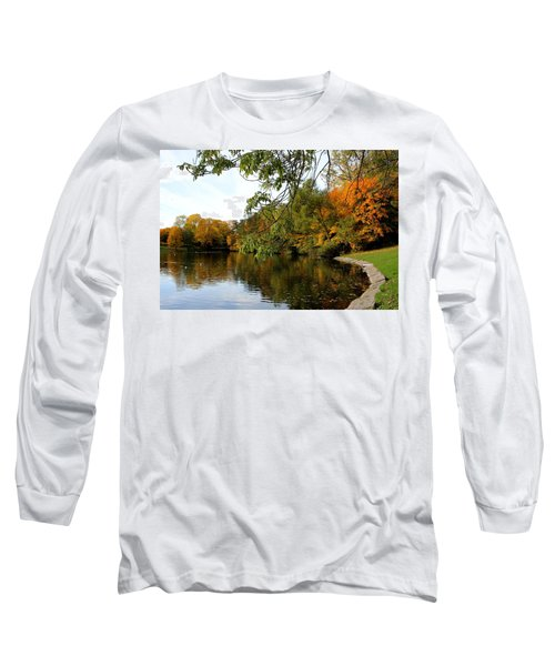 By The Pond Long Sleeve T-Shirt