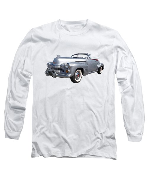 Bygone Era - 1941 Cadillac Convertible Long Sleeve T-Shirt