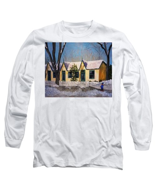 Cabbagetown Christmas Long Sleeve T-Shirt