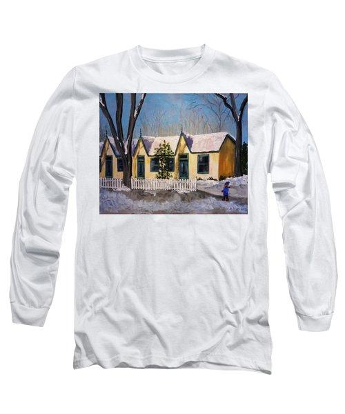 Cabbagetown Christmas Long Sleeve T-Shirt