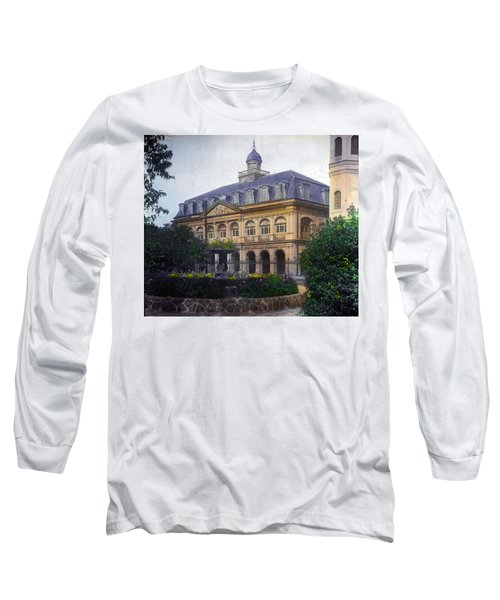 Cabildo In Color Long Sleeve T-Shirt