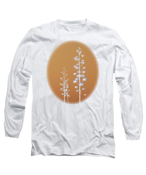 Cactus Architectre Long Sleeve T-Shirt