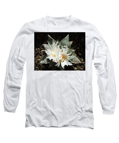 Cactus Flower 9 Long Sleeve T-Shirt